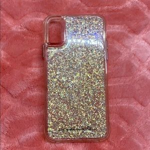 Twinkle case mate iPhone X/XS case